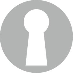 Serratura magnetica patent con chiave