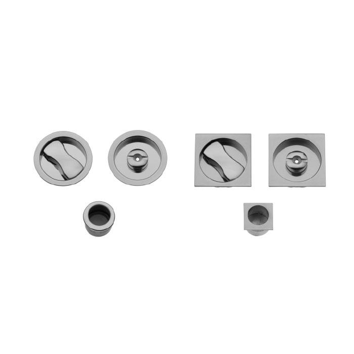 kit di chiusura con serratura a leva