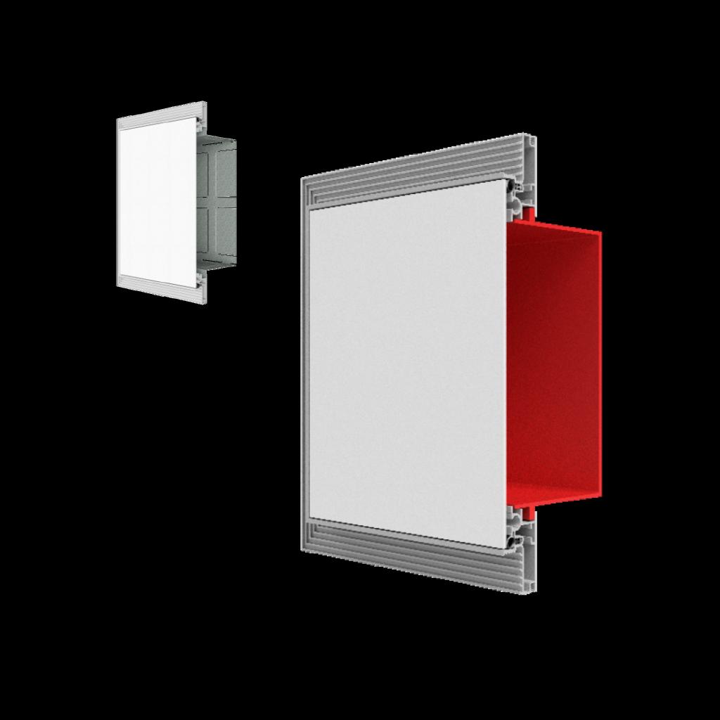 Filomuro Box e Lux scatole di derivazione, scatole di contenimento
