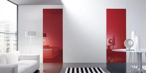 Filomuro laccata lucida Rosso